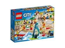 Ihmiset – Hauskaa rannalla, LEGO City Town (60153)