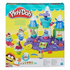 Ice Cream Castle, Play-Doh