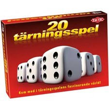 20 Tärningsspel (SE)