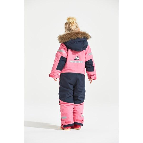 2f33a594 Björnen Kids Overall, Lollipop Pink, Didriksons | Adlibris
