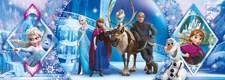 Pussel Panorama, Disney Frozen, 1000 bitar, Clementoni