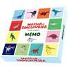 Massor Av Dinosaurier Memospel (SE)