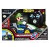 Super Mario Kart Mini RC Racer Radiostyrd Bil Luigi