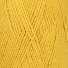 Drops Flora Mix Garn Ullmix 50g Yellow 17