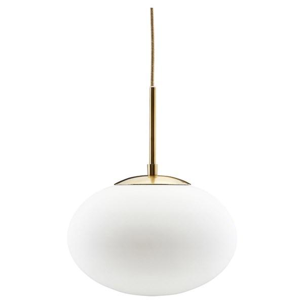 House Doctor Lampa Opal 30 x 35 cm Vit (hvit) - taklampor