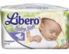 Blöja Newborn, 2-5 kg, Libero