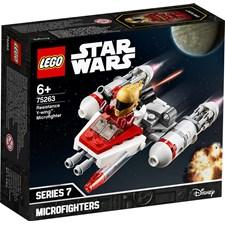 Resistance Y-wing™ Microfighter, LEGO Star Wars TM (75263)