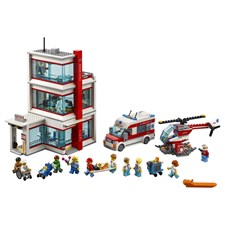 LEGO City sjukhus, LEGO City (60204)