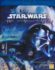 Star Wars - The Original Trilogy (Blu-ray) (3-disc)