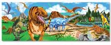 Dinosaurier, Golvpussel, Melissa & Doug