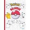 Målarbok Pokémon Kärnan