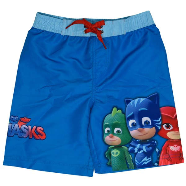 Badshorts Pyjamashjältarna  Blå - badkläder & uv-kläder