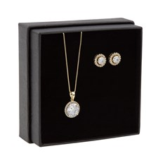 SNÖ of Sweden Gift Neck Set Lex Gold