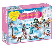 Adventskalender, Royal Ice Skating, Playmobil (9008)