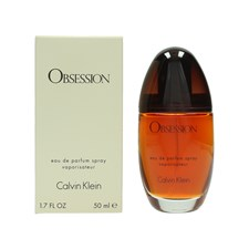 Calvin Klein Obsession For Women Edp Spray, 50ml