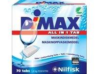 Maskindisk DIMAX tabletter 70/fp