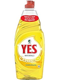 Håndoppvaskmiddel YES lemon 650 ml