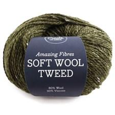 Adlibris Soft Wool Tweed 50g Artichoke A464
