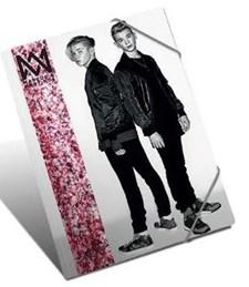 Paperikansio, 24x32 cm, Marcus & Martinus