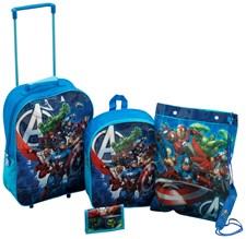 Väskset i 4 delar, Avengers