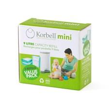 Refill 3-pack, Korbell Mini