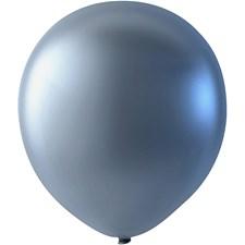 Ballonger, dia. 23 cm, 8 st., silver