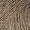 Bomull- Lin Drops design Garn 50 g brun 05