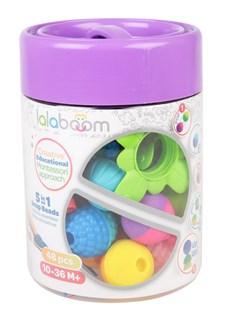 Kreativ babylek, 48 delar, Lalaboom