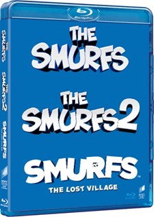 Smurfs 1-3 Box (Blu-ray)