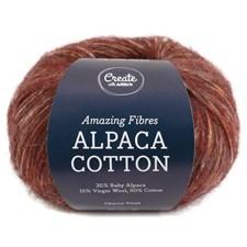 Adlibris Alpaca Cotton 50g Cherry Twist A690