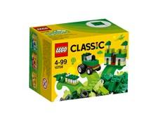 Grønn kreativitetsboks, LEGO Classic (10708)