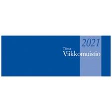 Kalenteri 2021 Tiima Viikkomuistio Burde