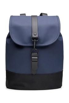 Rains Drawstring Backpack Blue