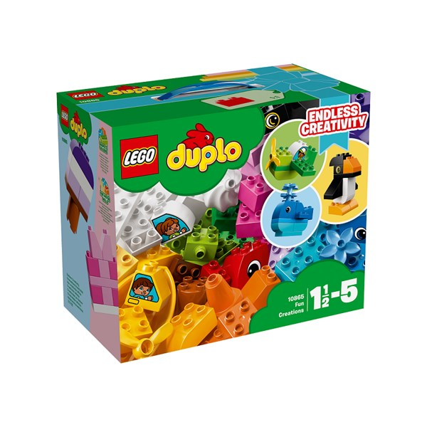 Roliga skapelser  LEGO DUPLO My First (10865)  Lego - lego & duplo