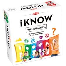 iKNOW , Familjefrågespel (SE)