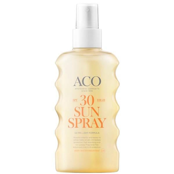 ACO Sun Spray Spf 30, 175ml