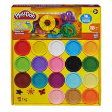 SUPER COLOUR KIT, Play-Doh