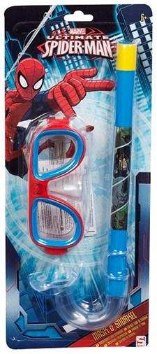 Snorkelsett, Spiderman