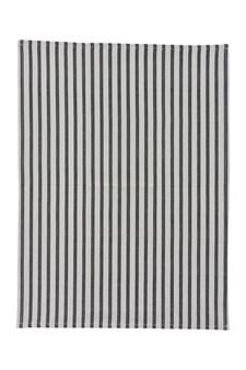 Kjøkkenhåndkle, 50 x 70 cm, Stripete, Grå/Svart, House Doctor