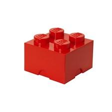 Lego Förvaringsbox 4, Röd
