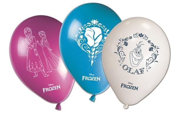 Disney Frost, Ballonger, 8 stk.