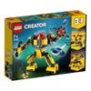 Undervattensrobot, LEGO Creator (31090)