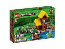 Stugan, LEGO Minecraft (21144)