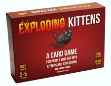 Exploding Kittens, Sällskapsspel