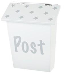 Postlåda, Star grå, Kids Concept
