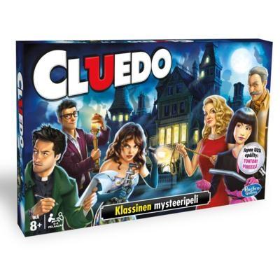 Cluedo Refresh, Hasbro (FI)