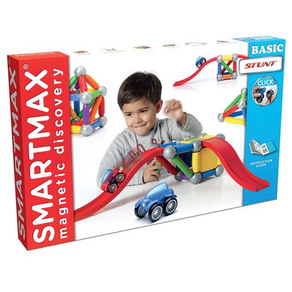 Basic Stunt  Smartmax - klossar & byggleksaker