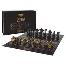 Zelda Sjakk The Legend Of Zelda Collectors Edition