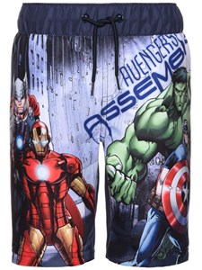Badshorts Avengers, Dress blues, Name it
