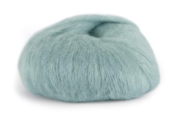 Dale Garn Erle Silk Mohair Mix 50 g Lys Blå 5630